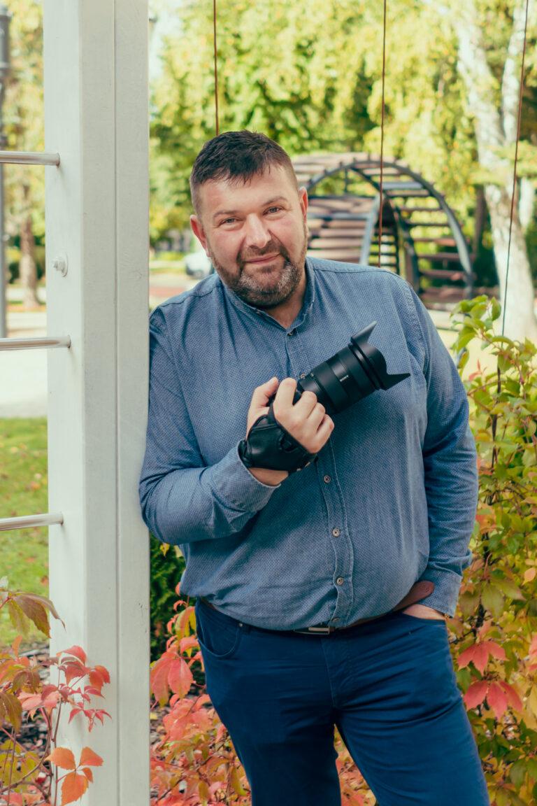 Fotograf ślubny Arkadiusz Kucharski