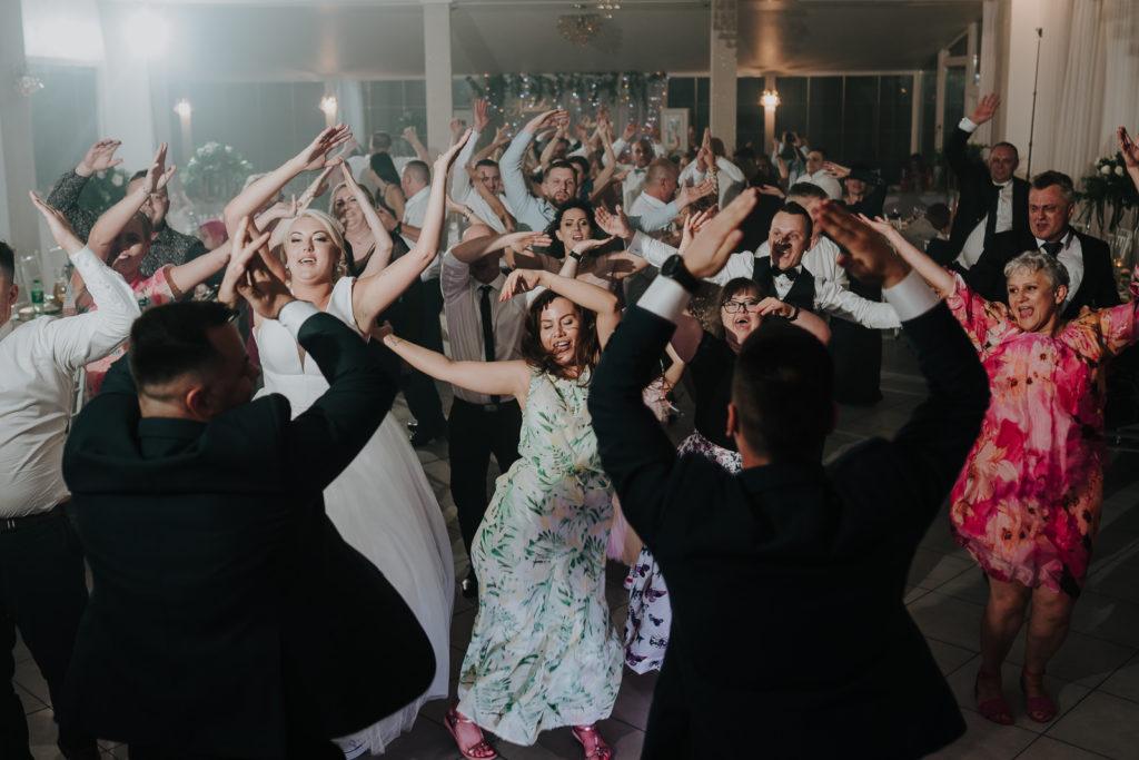 Dj na wesele wodzirej